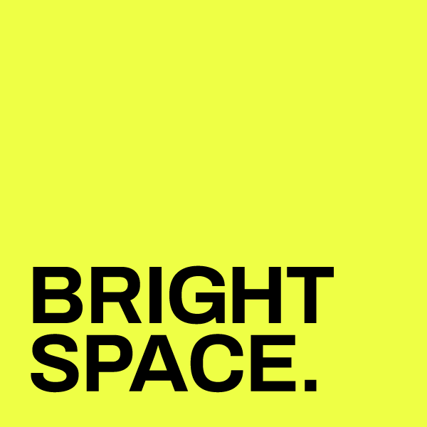 Bright Space logotype